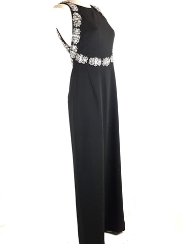 Buy our stunning pre owned Ted Baker long gown still with tags now