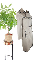 Buy our pre loved Moschino trench now