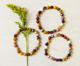 'Calming and Motivation' Natural Stone Beaded Bracelet