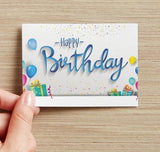 Happy Birthday - Free - Available only  when you purchase any product on website