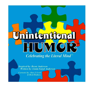 Unintentional Humor Volume 1 Perfect Bound