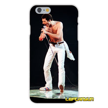 Freddie Mercury Band Queen Slim Silicone phone Case For Huawei G7 P8 P9 p10 Lite 2017 Honor 5X 5C 6X Mate 7 8 9 Y3 Y5 Y6 II 1 2