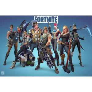 Full Diamond Embroidery Fortnite Battle Royale Game 5D Diamond Painting Cross Stitch Diamond Mosaic Needlework Crafts Gifts l21