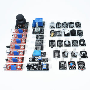 Sensor kit 37 in 1 Sensor Kit  /RRGB/joystick/photosensitive/Sound Detection/Obstacle avoidance/buzzer for arduino - I need more allowance