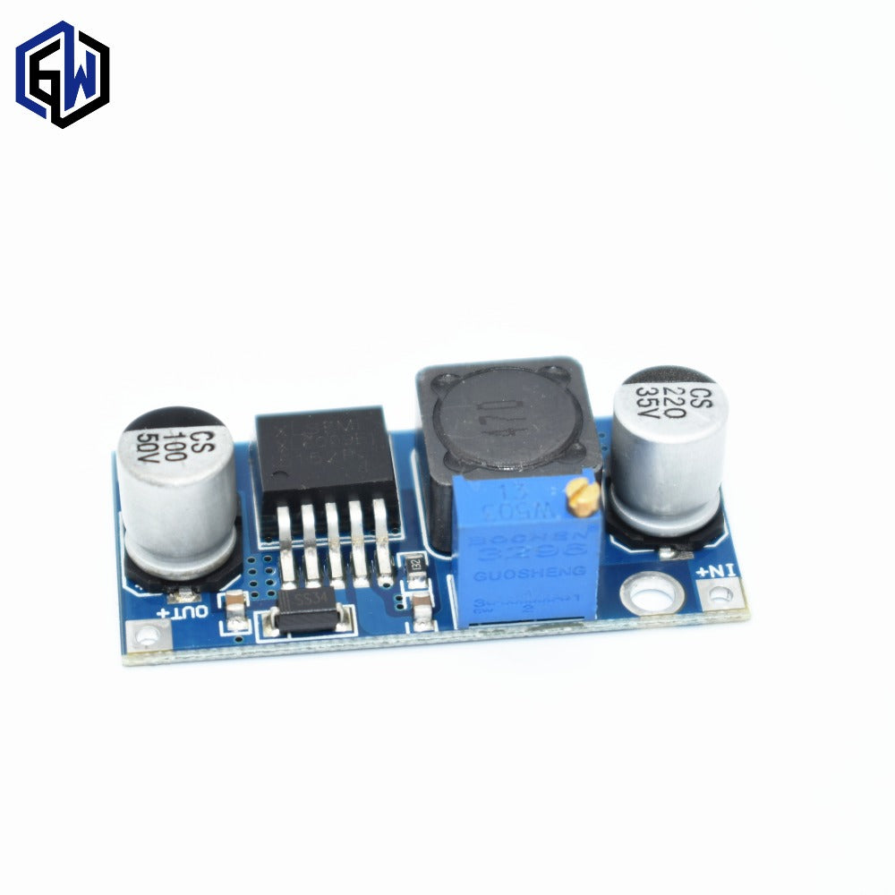 20pcs TENSTAR ROBOT XL6009 DC-DC Booster module Power supply module output is adjustable Super LM2577 step-up module - I need more allowance