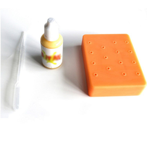 Funny Stress Reliever: Peach Pimple Popping Toys