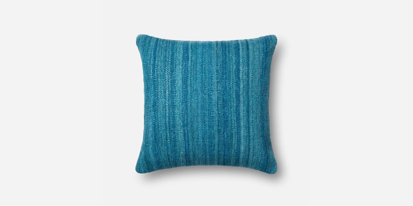 Blue Stripes Pillow