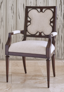 Powder Puff Side Chair
