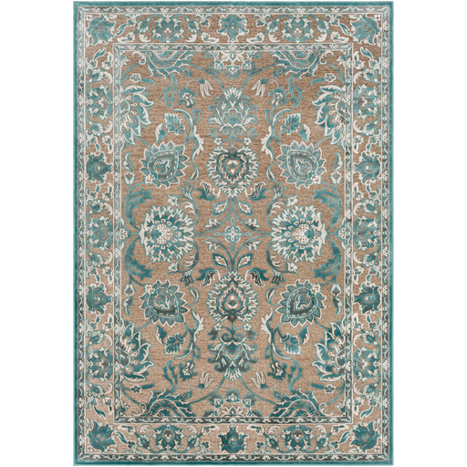 Victorian Palace - Teal