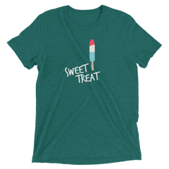 graphic tshirt - sweet treat popsicle - suggestive tee