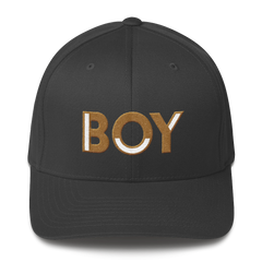 Boy | Fitted Baseball Hat