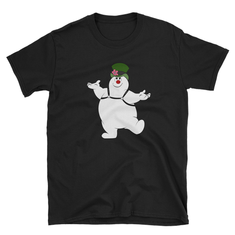 Bathhouse Frosty | Holiday Tee