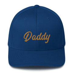Daddy | Fitted Baseball Hat