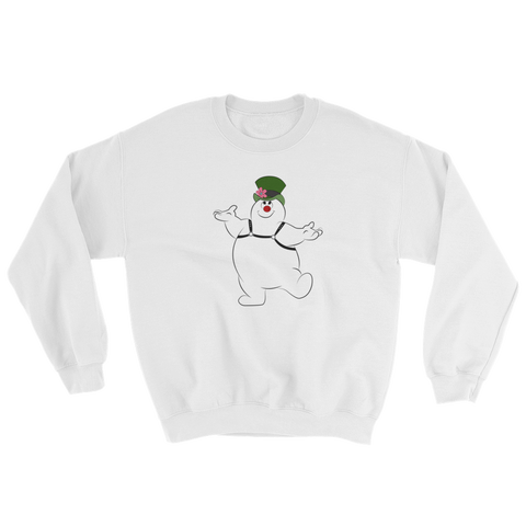Bathhouse Frosty Christmas Sweatshirt