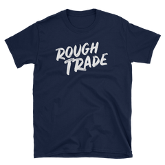 Navy Rough Trade Tee by Counter Stroke