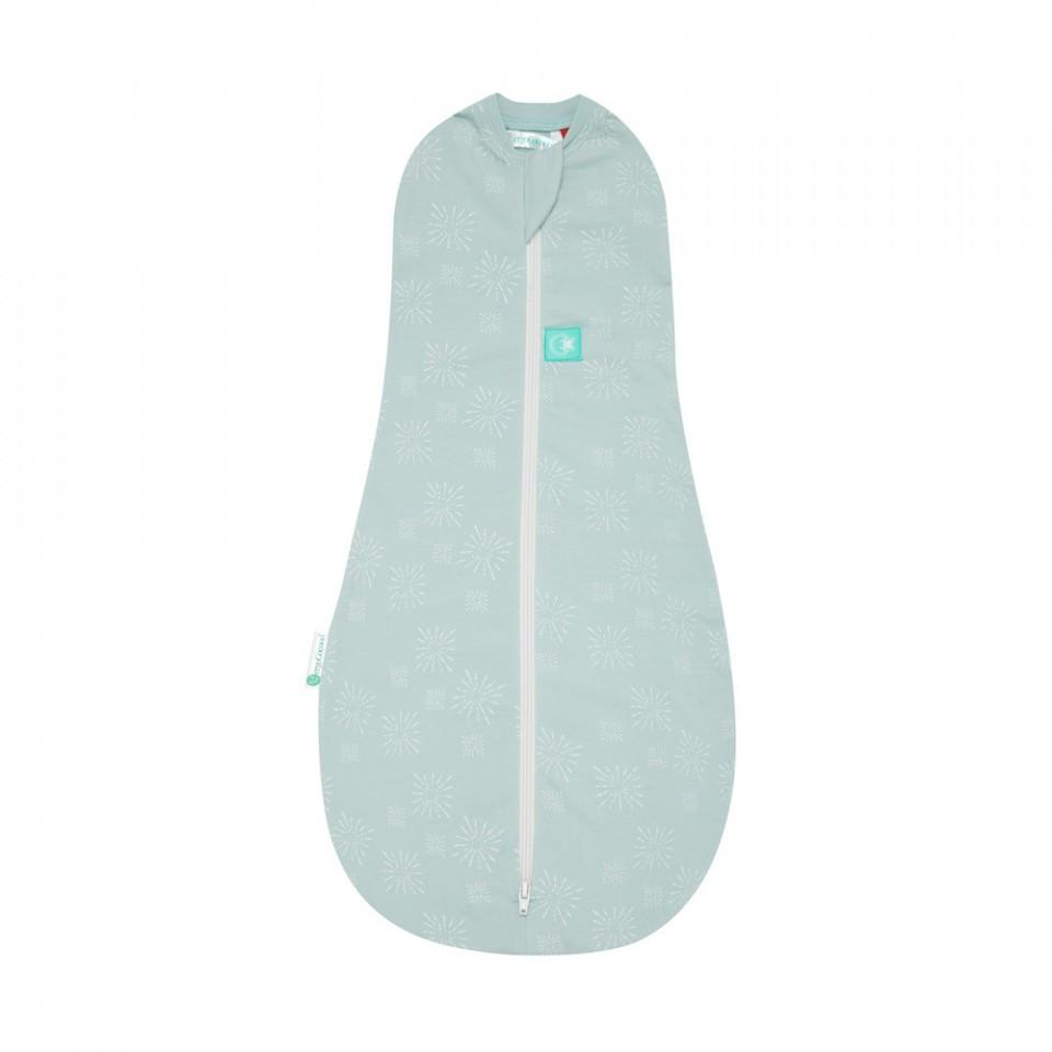 Mint-Summer Swaddling Sleep Bag