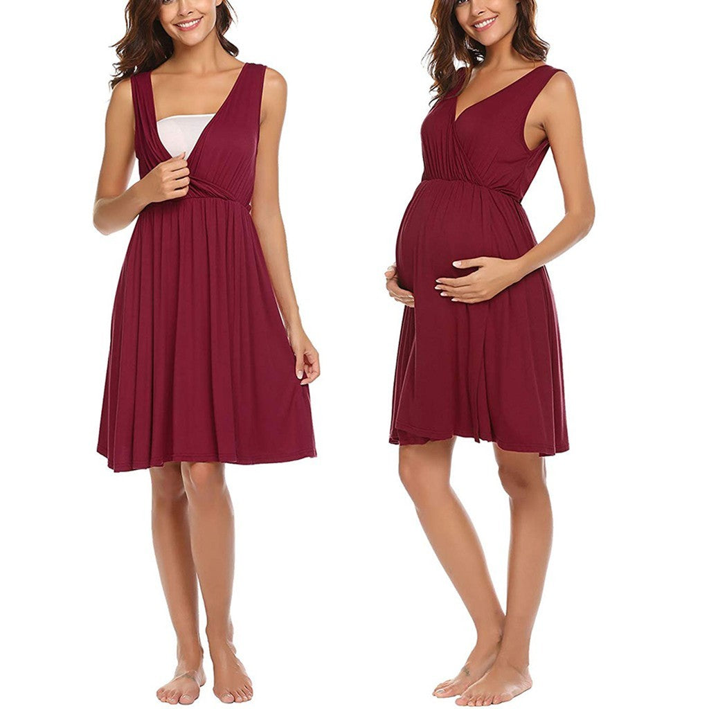 Maternity/Nursing Night Dress