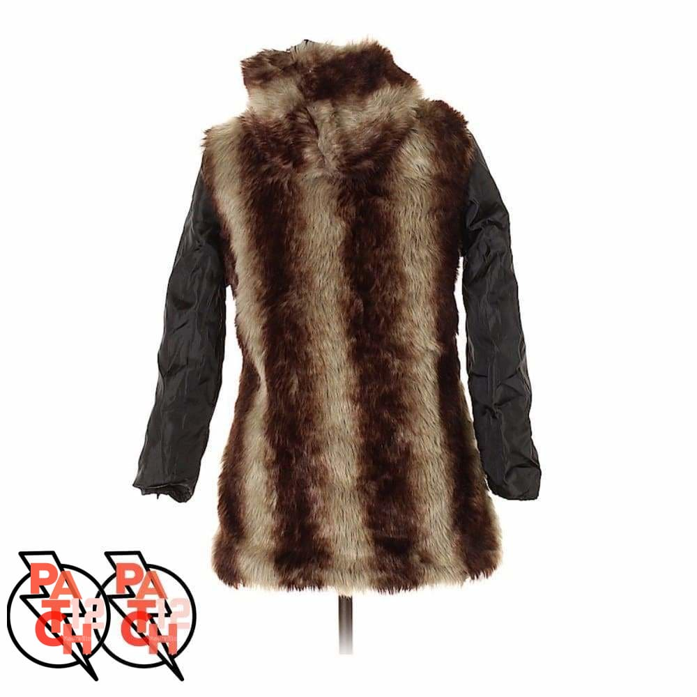 Ill Be Your Fur Baby. Animal Print Faux Fur Jacket- Womens Xl. Leopard Print Coat. Nashville Fashion. Leopard Print Fur Coat - Clothing