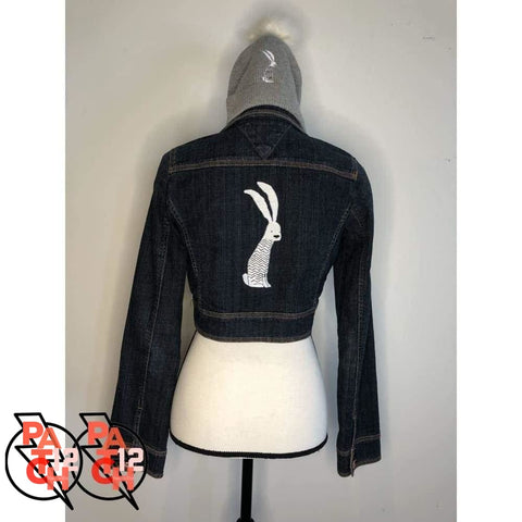 SOME BUNNY. Denim Jacket- Multiple Sizes - Clothing