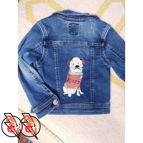 THE BOSS. Denim Jacket- Multiple Sizes - Clothing