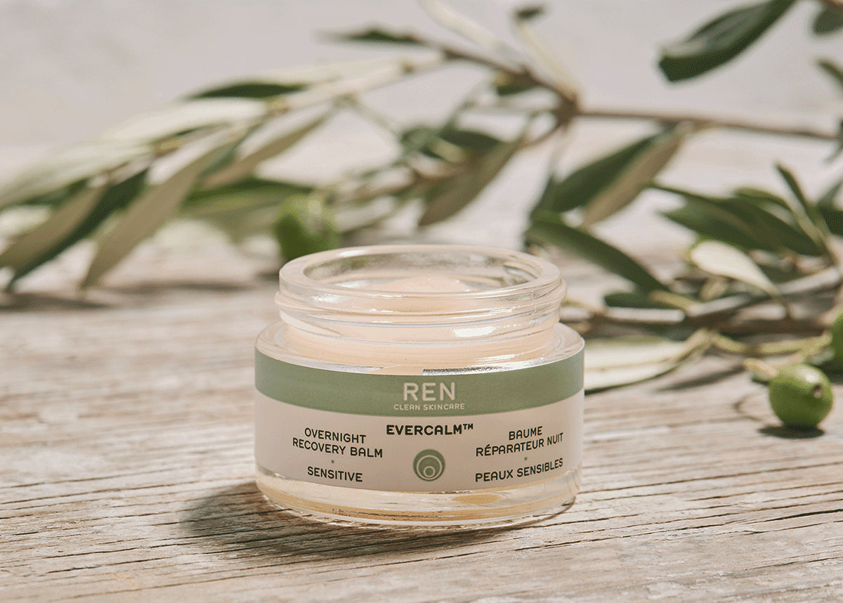 NEW: Evercalm™ Overnight Recovery Balm.