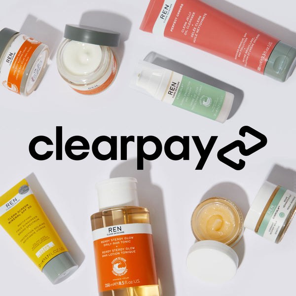 Shop now, pay later with Clearpay.