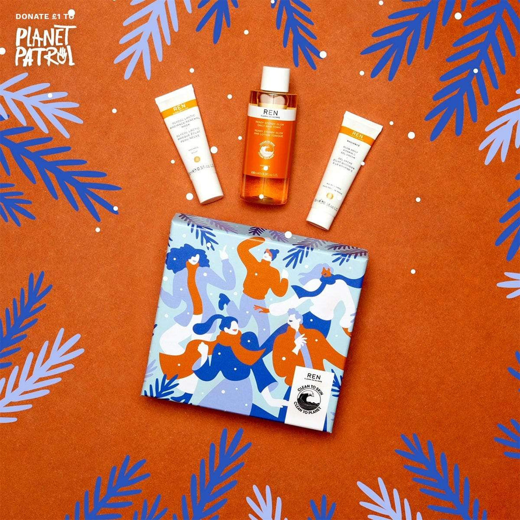 Glow To Go Trio Gift Set | Beauty Gift Sets | REN Clean Skincare