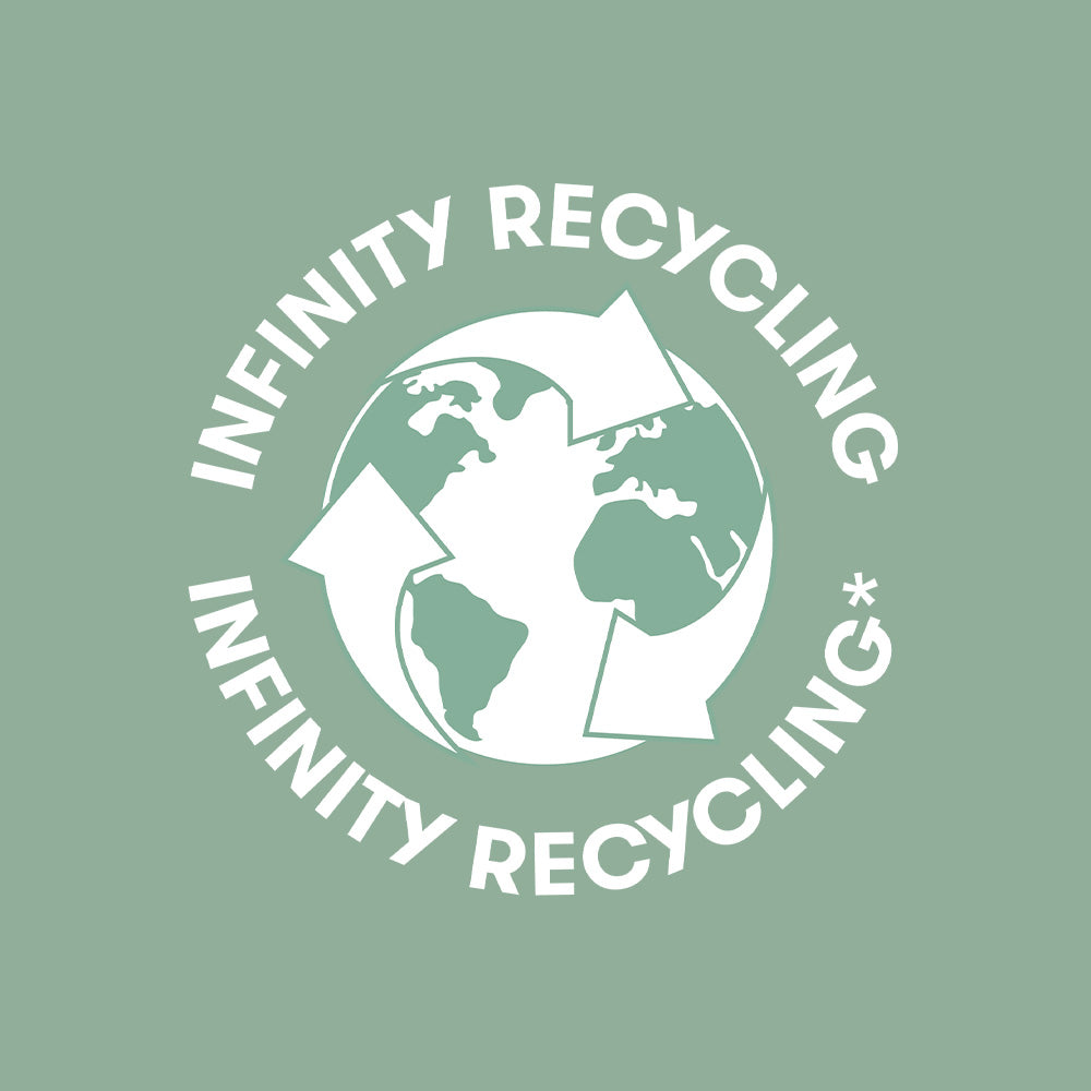 Industry First: Infinity Recycling.