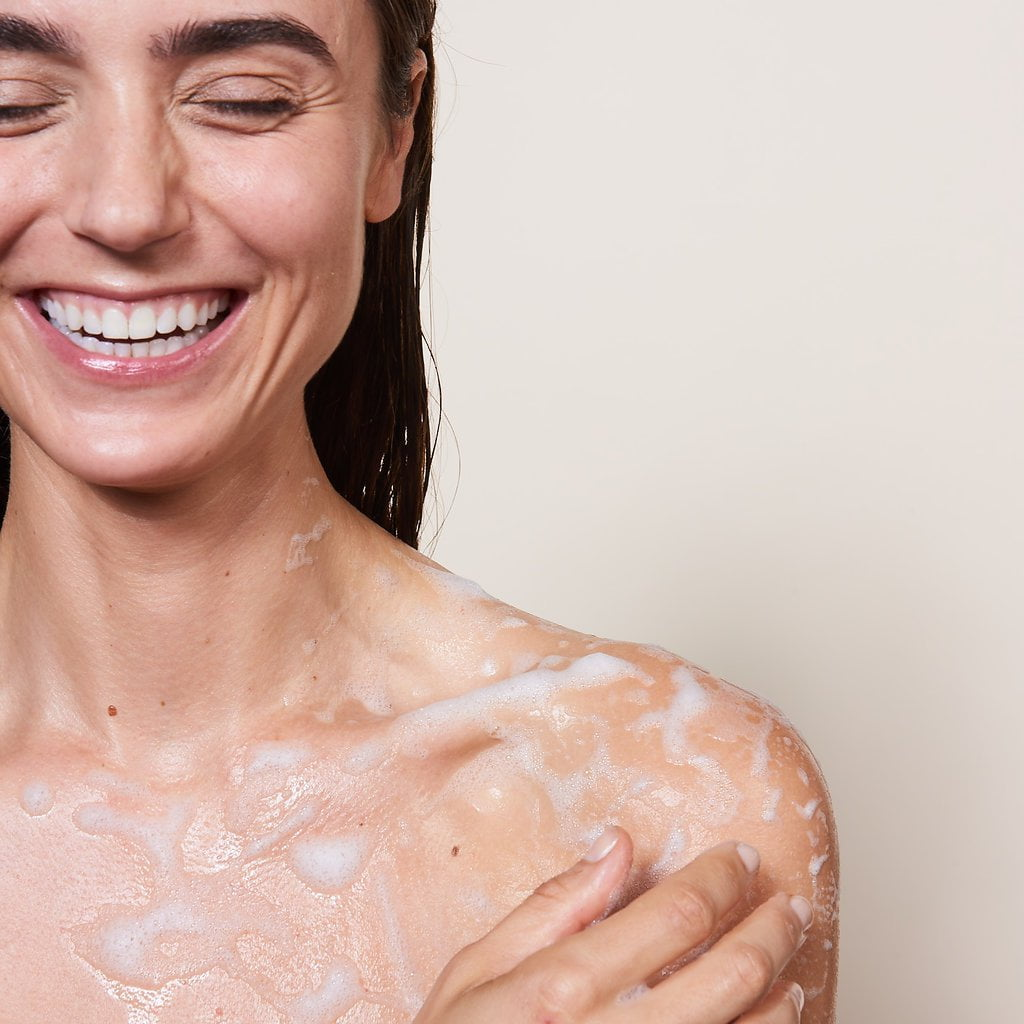 Nourish your body with this fresh-scented lotion.