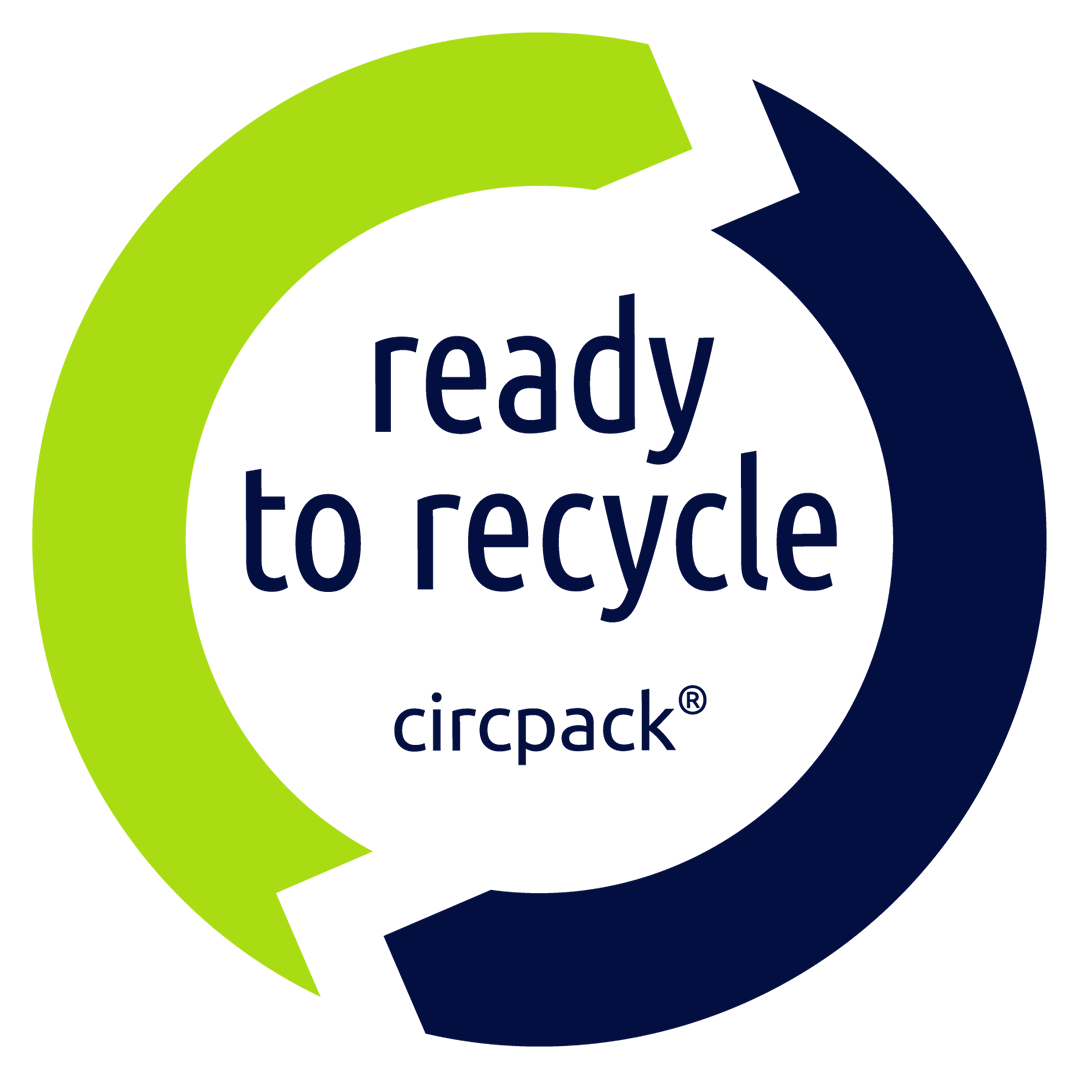 Ready to recycle badge