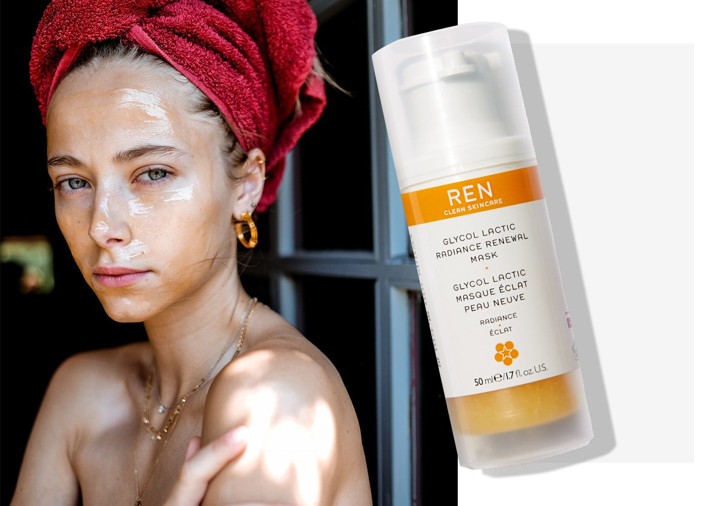 Autumn skincare, made easy.