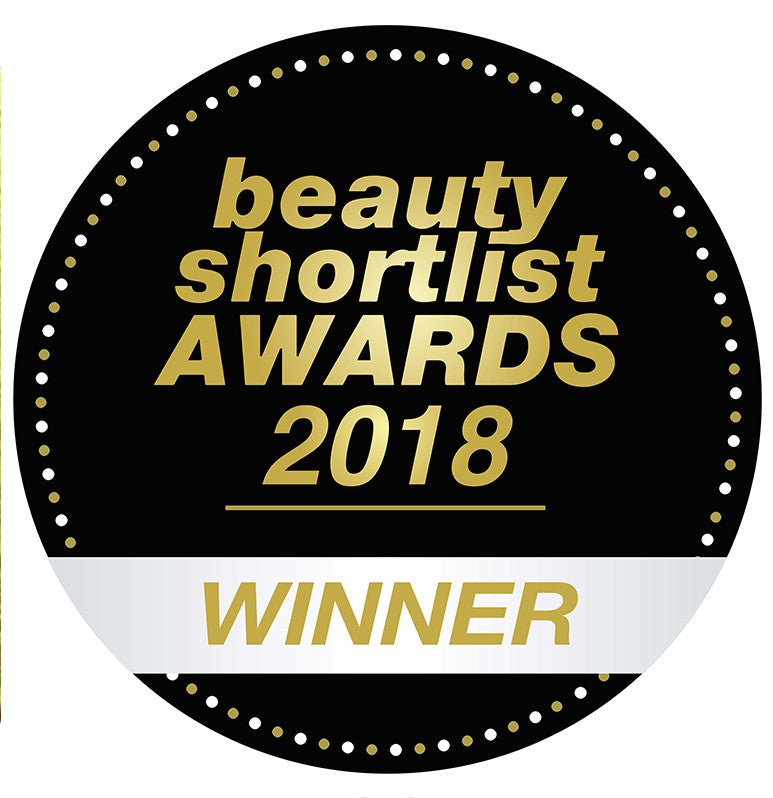 Beauty Shortlist AWARDS 2018 Winner