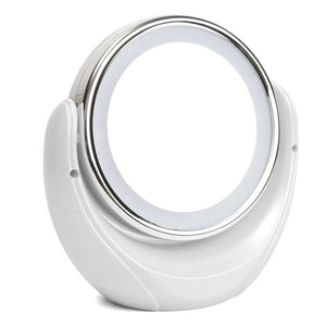 Double Sided Swivel Cosmetic Makeup Mirror
