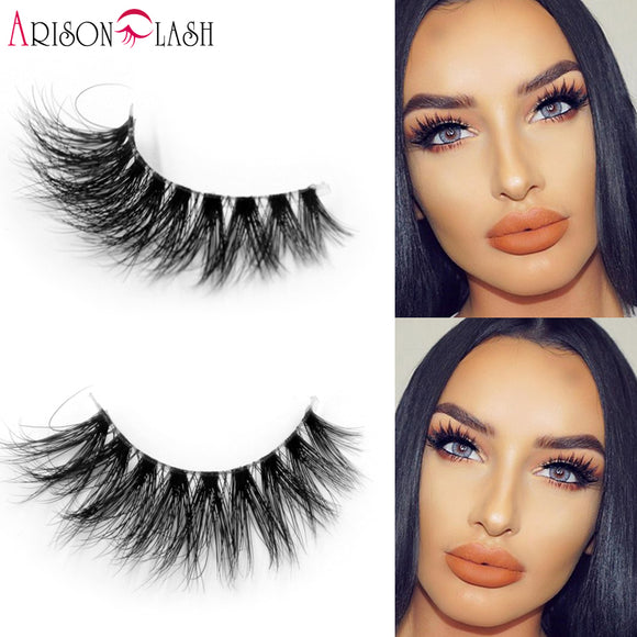 Cleopatra 3D Mink False Eyelashes
