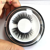 Breanna 3D Mink False Eyelashes