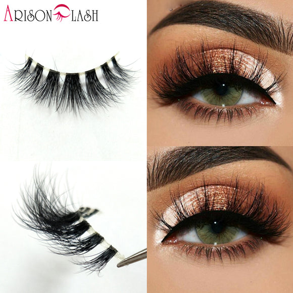 Xana 3D Mink False Eyelashes