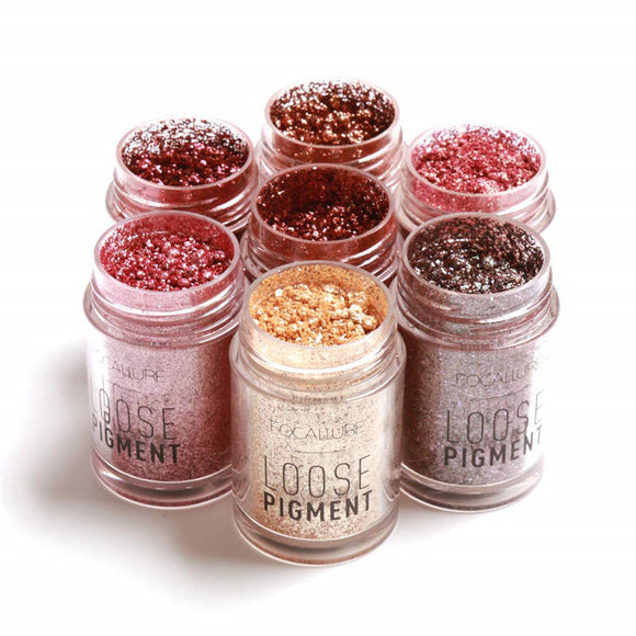 Loose Pigment Powder by Focallure