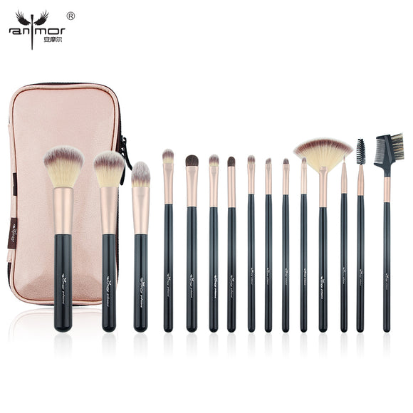 Synthetic Make Up Brush Set