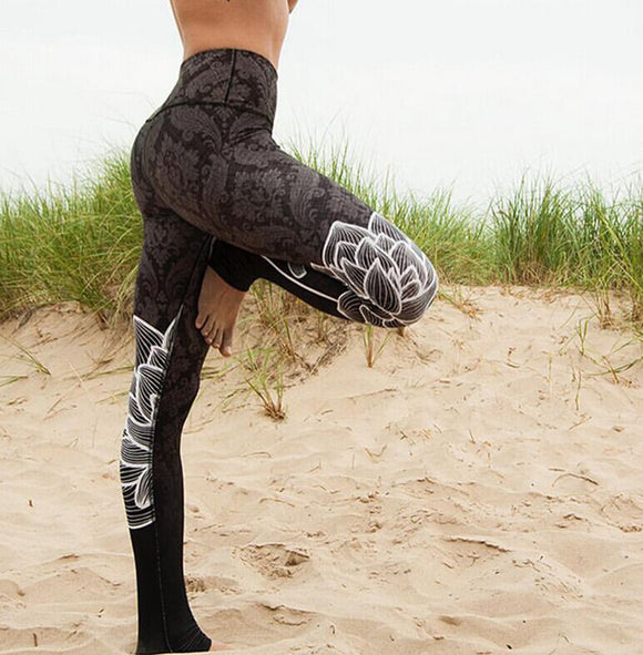 Athletic High Waist Leggings