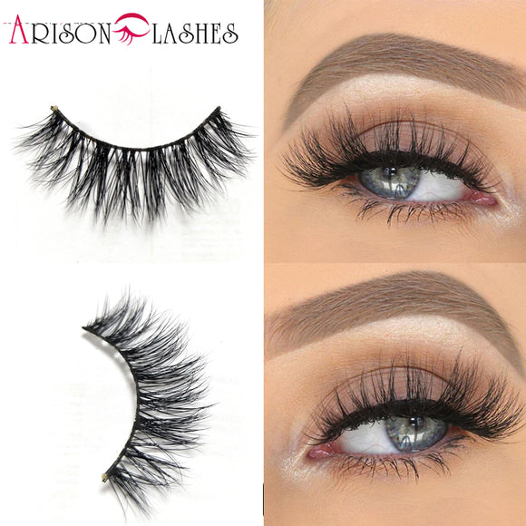 Cassandra 3D Mink False Eyelashes
