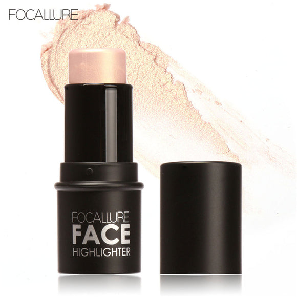 Professional Bronzer & Highlighter Stick by Focallure