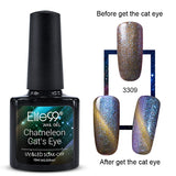 Elite99 Chameleon Cat's Eye Nail Lacquer