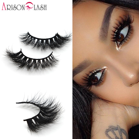 Natalie 3D Mink False Eyelashes