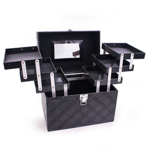 Professional Large Cosmetic Organizer Box