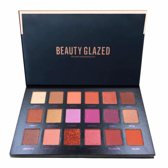 Pro Eyeshadow Palette by Beauty Glazed