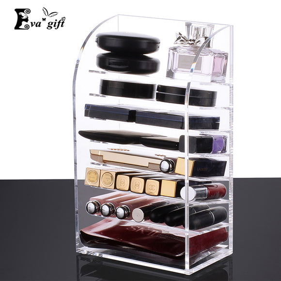 Multi-layer Cosmetics Storage Rack