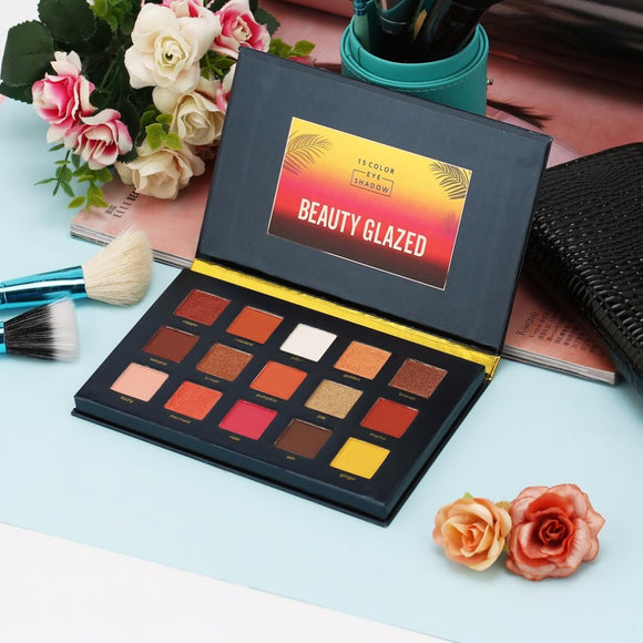Sunset Dusk Eyeshadow Palette