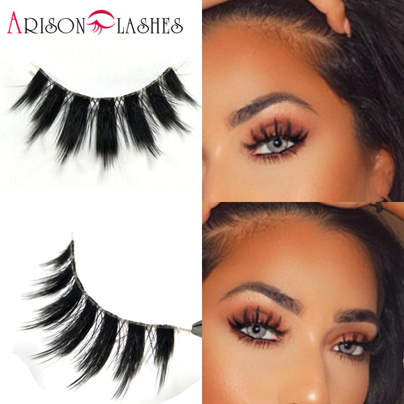 Victoria 3D Mink False Eyelashes