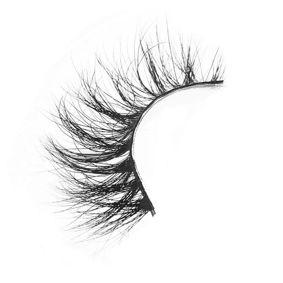 Carlie 3D Mink False Eyelashes