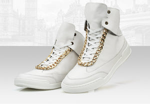 Justin Bieber Inspired High Tops